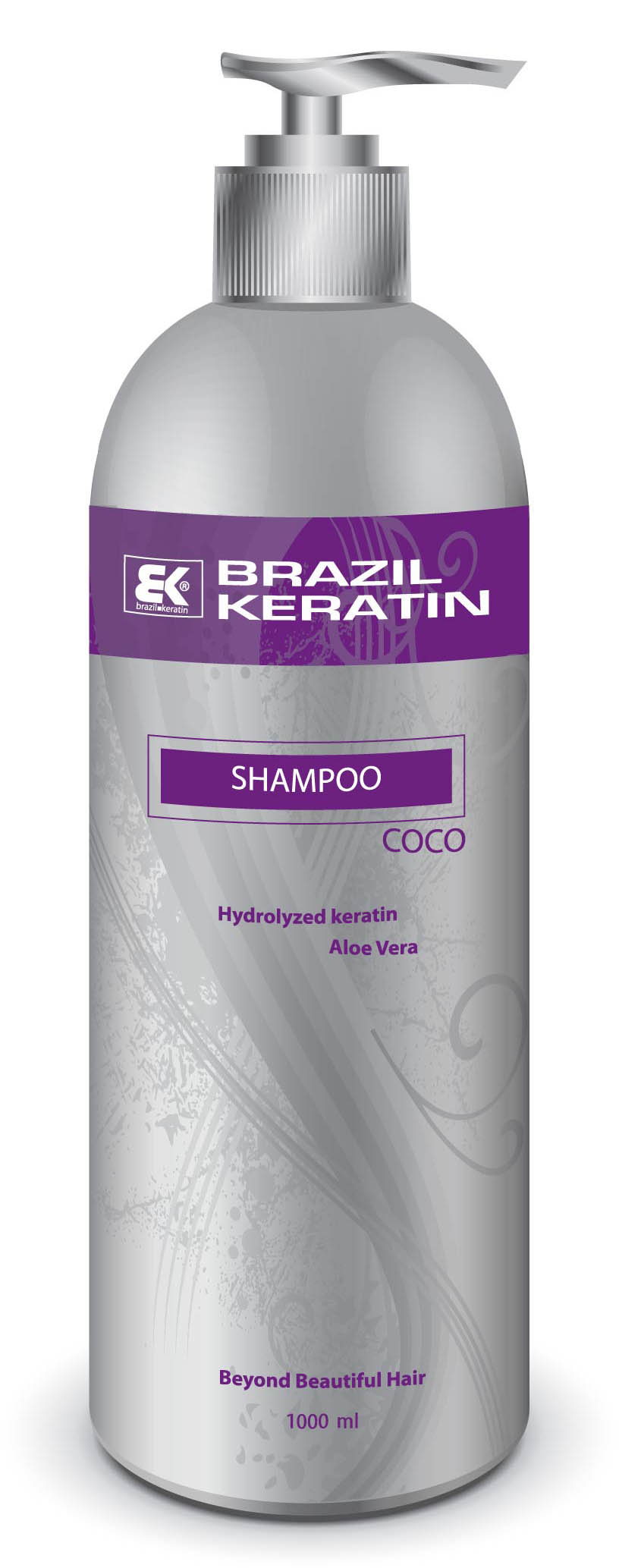 Shampoo Coconut 1000 ml