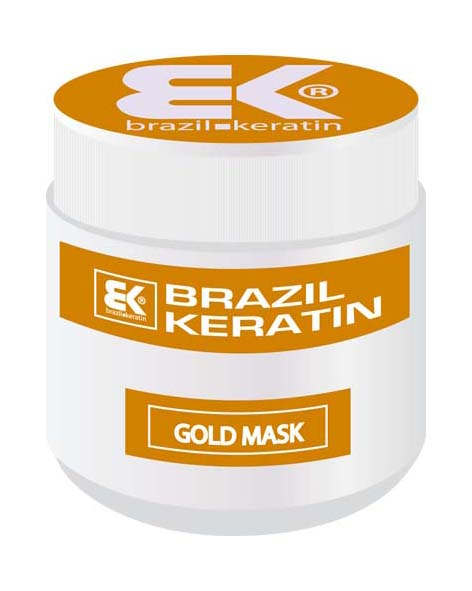 Mask Gold 500 ml