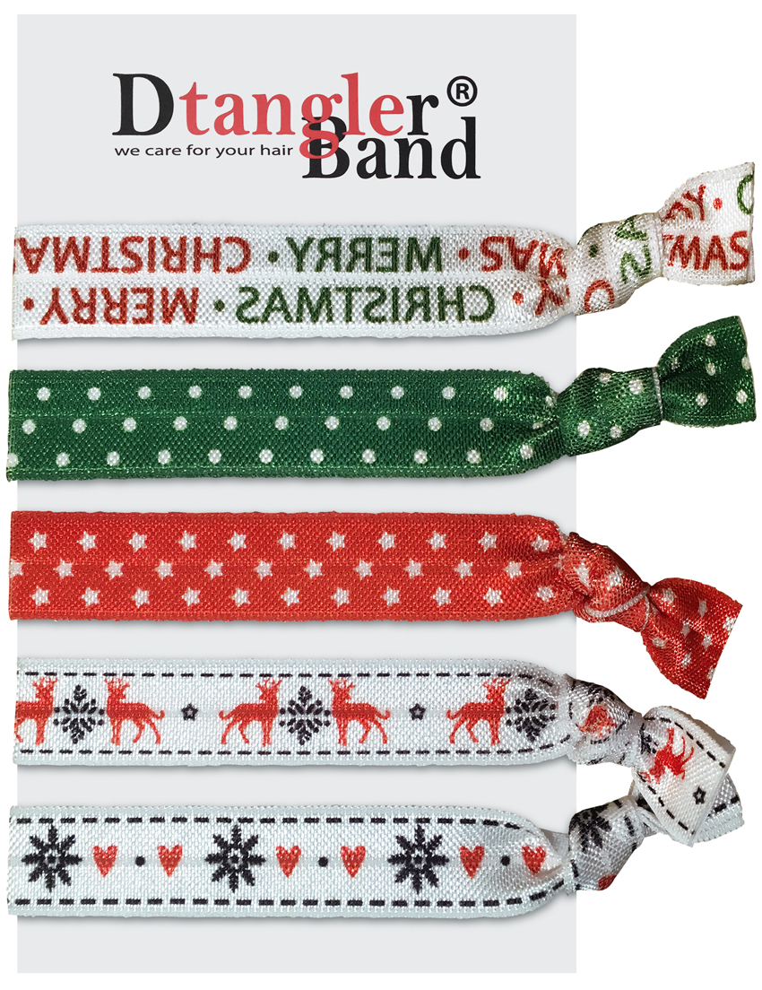 DTG Band Set Merry Christmas