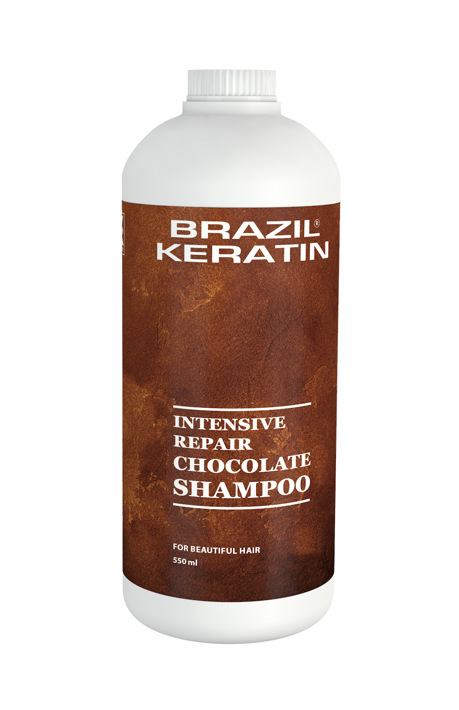 Shampoo Chocolate 550 ml