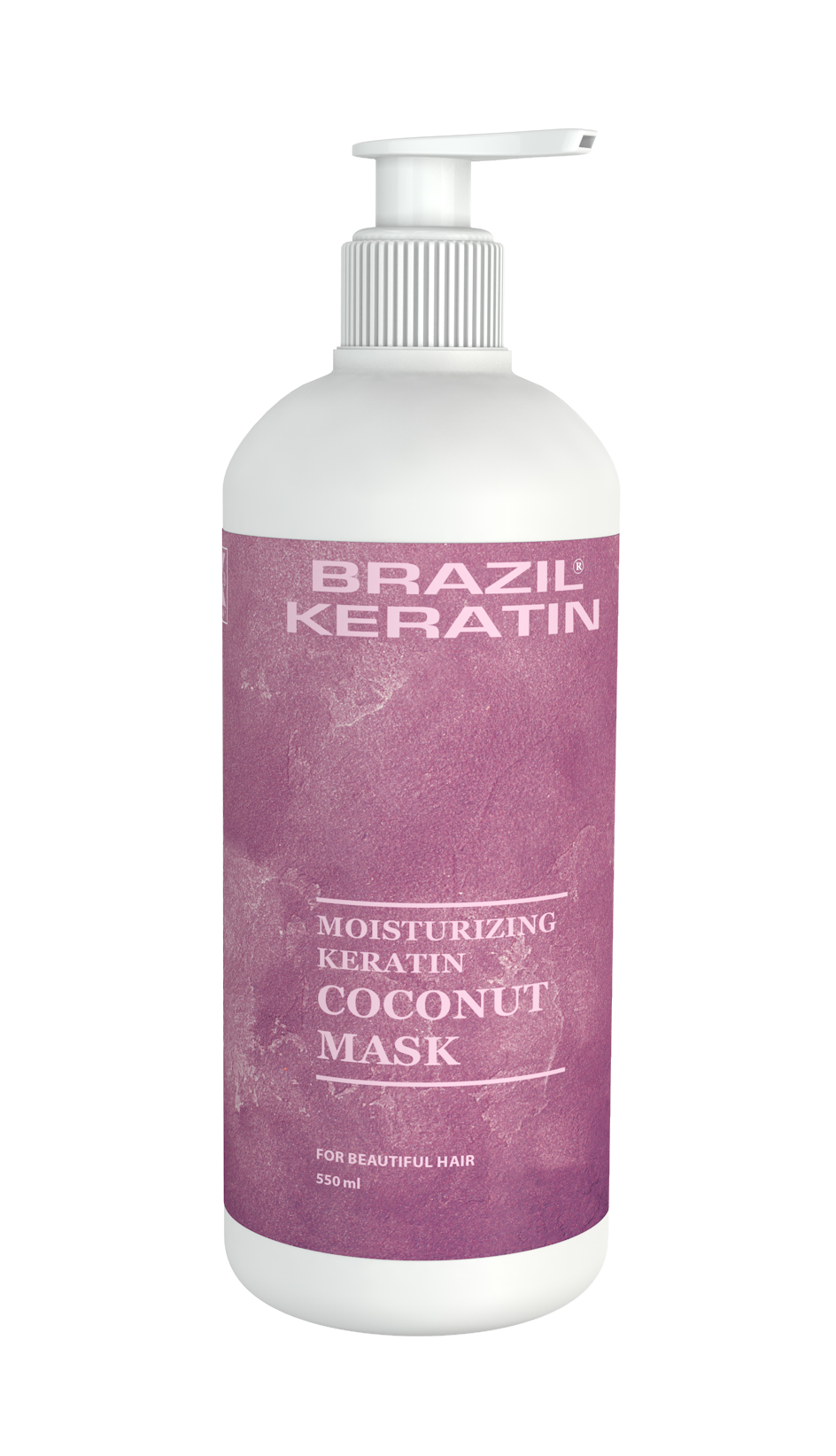 Mask Coconut 550 ml