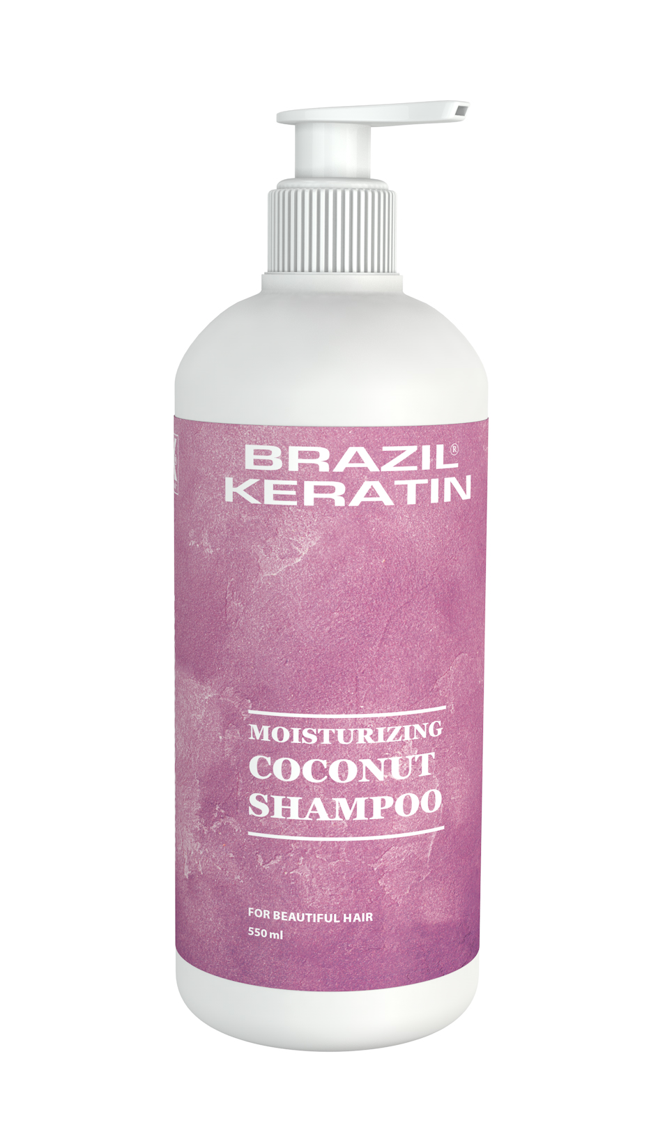Shampoo Coconut 550 ml