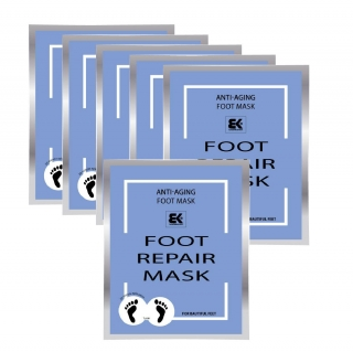Feet mask (Maska na nohy) set 5 ks