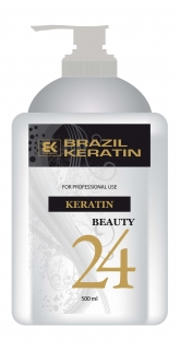 Beauty keratin 24h 500 ml