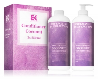 Conditioner Coconut 2x550 ml